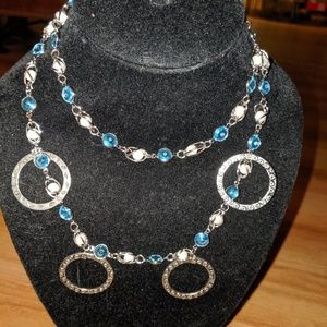 Chaus Jewelry - Necklaces Lot (5)